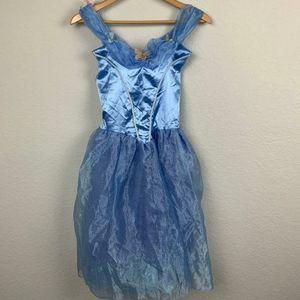 Disney Dress Princess Cinderella Sz: L (10-12)